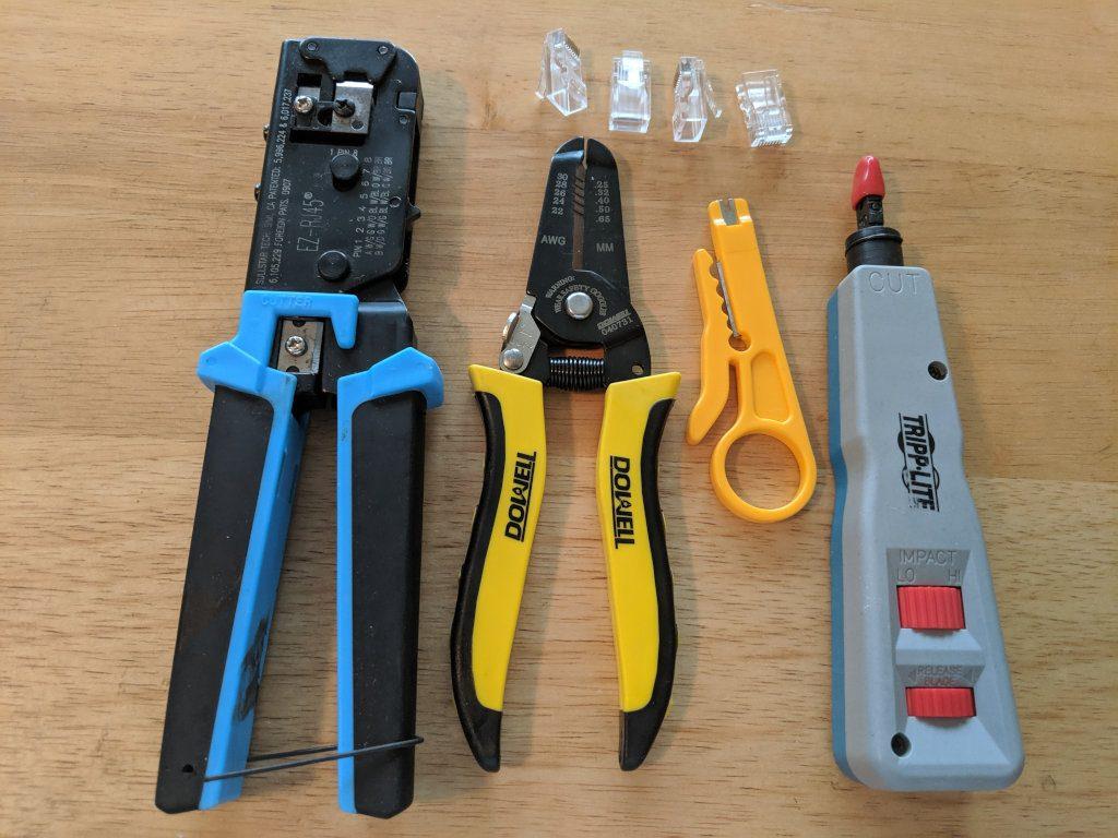 cabling tools