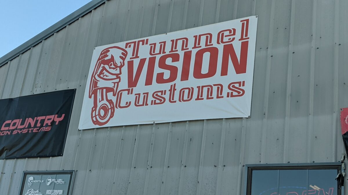 Tunnel Vision Customs